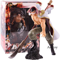Anime One Piece POP MAX Whitebeard Edward Newgate Action Figure PVC Collectible Model Toy