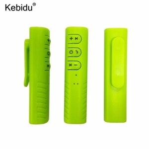 Image 1 - Kebidu Mini ricevitore Bluetooth Wireless Jack da 3.5mm adattatore Audio musicale Bluetooth con microfono per altoparlante per cuffie