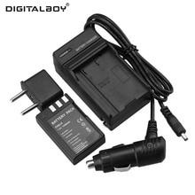 1 шт. аккумулятор + зарядное устройство 7.2 В 110 мАч EN-EL9 en EL9 ENEL9 аккумуляторная батарея камеры для Nikon EN-EL9a D40 D40X D60 D3000 D5000