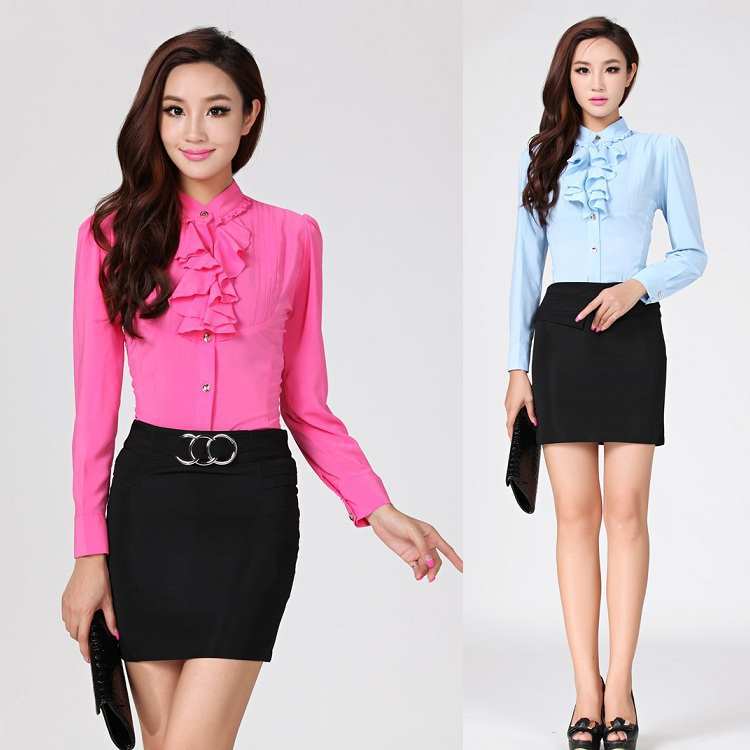 Formal Skirts And Blouses Images | Fashion Ql