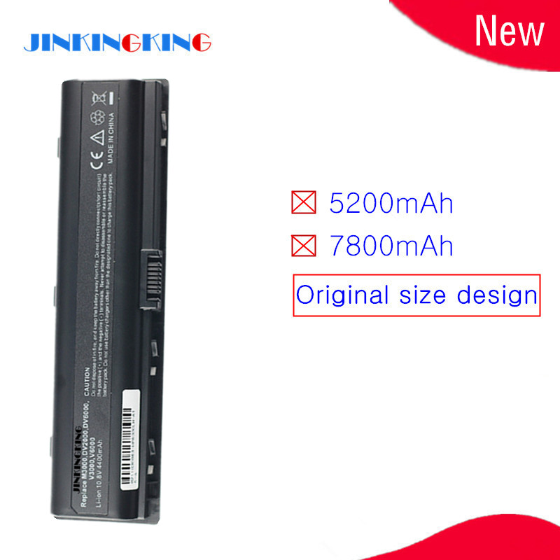 New Laptop Battery HSTNN-Q21C HSTNN-Q33C HSTNN-W34C HSTNN-W20C For HP Pavilion DV6300 DV6400 DV6500 DV6600 DV6700 DV6800