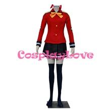 Costume Cosplay Red Custom