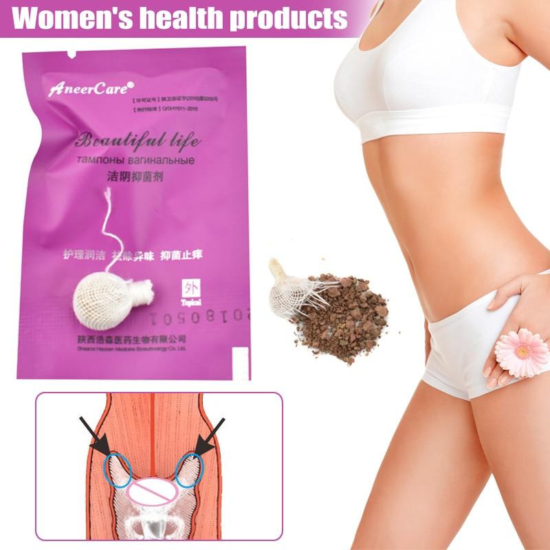 Nova Chegada Pérolas 12 Pcs Limpeza Vaginal Útero DC88 Pérolas para as mulheres bela vida Vaginal Desintoxicação Detox de Cura