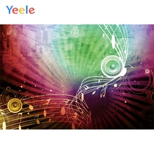 Yeele Music Bar Ballroom Personalized Band Poster Wall Decoration Photographic Backdrop Photography Backgrounds For Photo Studio