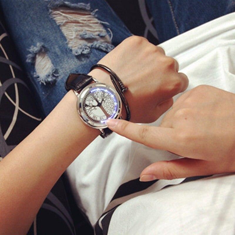Fashion Elegant Lady Watch - Smart Watch  4