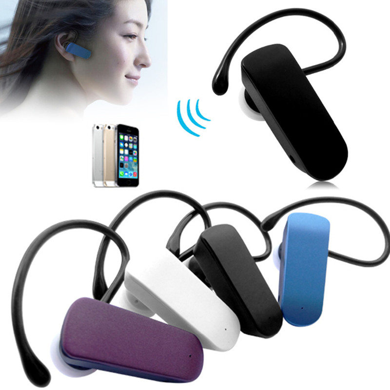 NEW Universal Bluetooth Earphone Wireless Headphone Mini Handfree For iPhone Samsung HTC LG Nokia Xiaomi Universal stereo music bluetooth earphone headset 4 1 earhook headphone mini wireless handfree universal for samsung iphone htc xiaomi