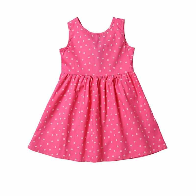Популярное летнее милое детское платье для девочек; милое детское платье из хлопчатобумажной смеси с принтом; одежда; Vestidos; детская одежда с рукавами для подростков