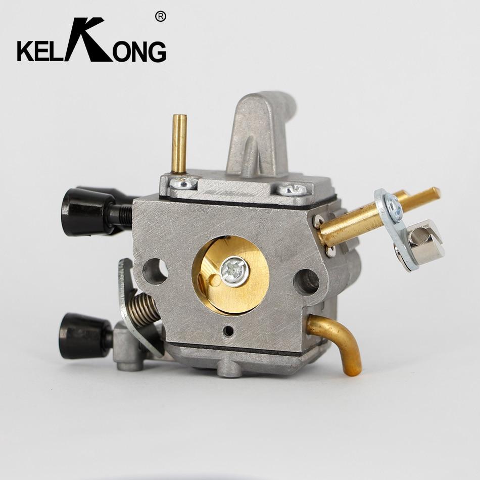 KELKONG Nouveau Carburant Huile Carburateur Carb Pour STIHL FS400 FS450 FS480 SP400 450 pour Zama C1Q-S34H