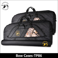 Topoint Archery,Hunting Compound Bow Bag Padded Layer Foam Bow Holder Arrow Tube Protect Bow and Arrow Hunter Bow Archery