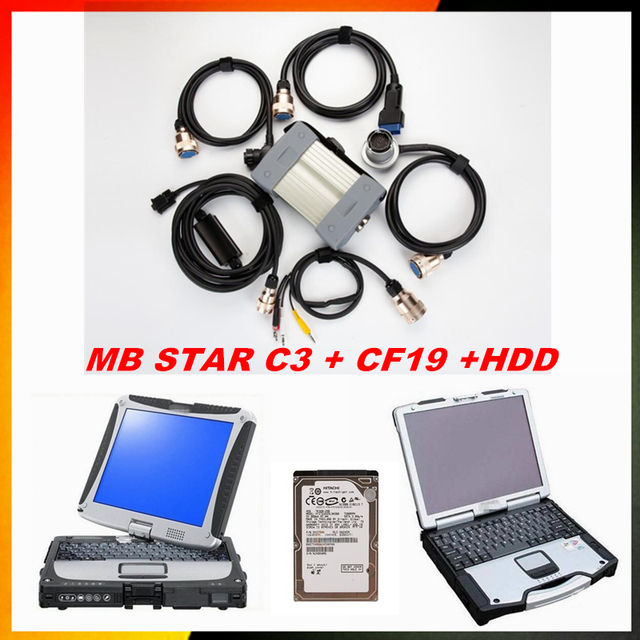 Top rated mb star c3 professional obd2 scanner for for Best mercedes benz diagnostic tool