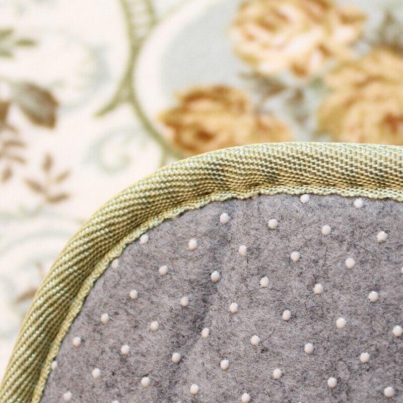 120x180 CM Европейский стиль Гостиная Большая Площадь Украшение ковер Спальня Мягкий Дом Ковров Дверной Коврик Журнальный Столик ковры