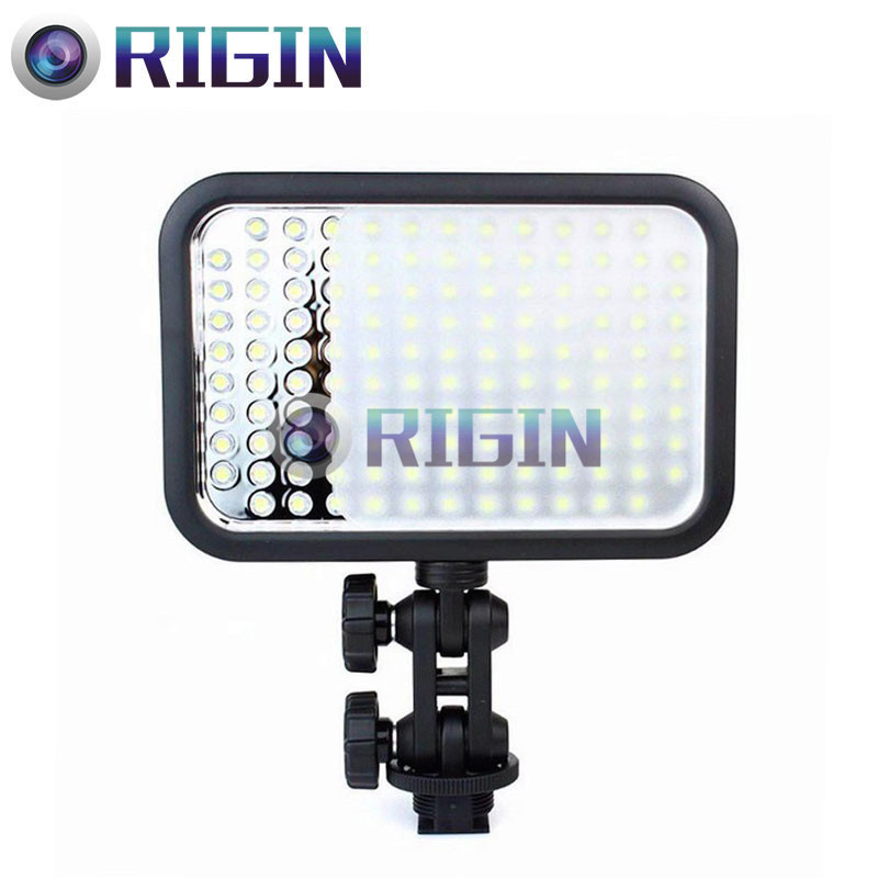 Godox lumière continue LED LED de lumière vidéo 126 pour la photographie ou la prise de vue vidéo livraison gratuite