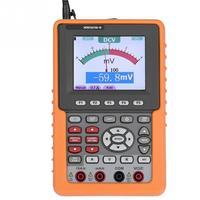 OWON HDS1021M N цифровой точность осциллограф мультиметр 20 МГц одноканальный ручной осциллографы инструменты Mater ЕС Plug