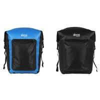20L Bicycle Carrier Bag Rack Trunk Bike Luggage Back Seat Pannier Outdoor Cycling Storage Handbag Shoulder