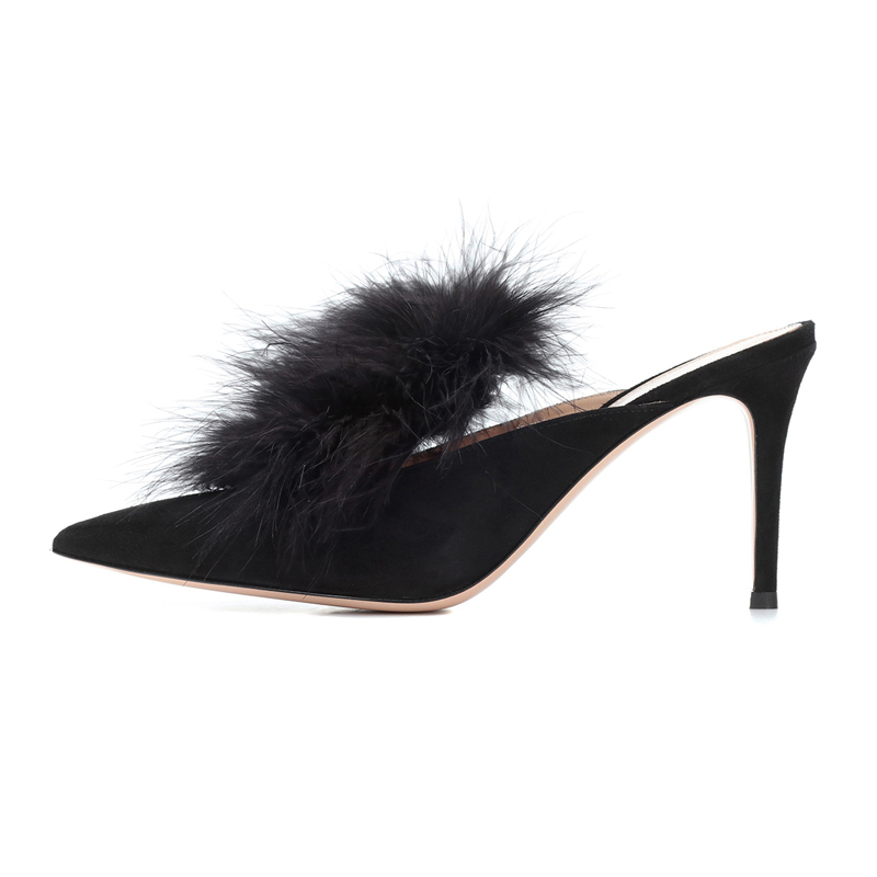 Factory-Ladies-Black-Faux-Suede-Party-Sexy(3)