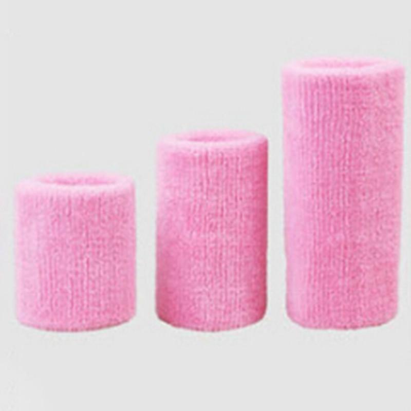 Basketball Sweat Towels: Sweat Towel Wrist Sport Band Bodybuilding Fitness Running