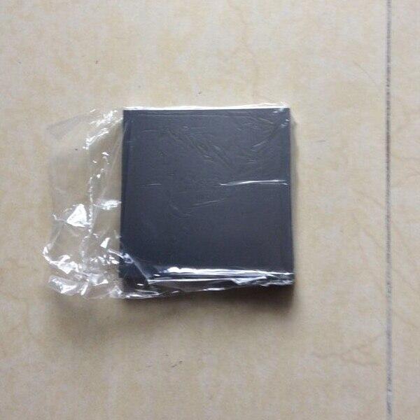 60x60x6mm orologio dail pad macchina da stampa piastre