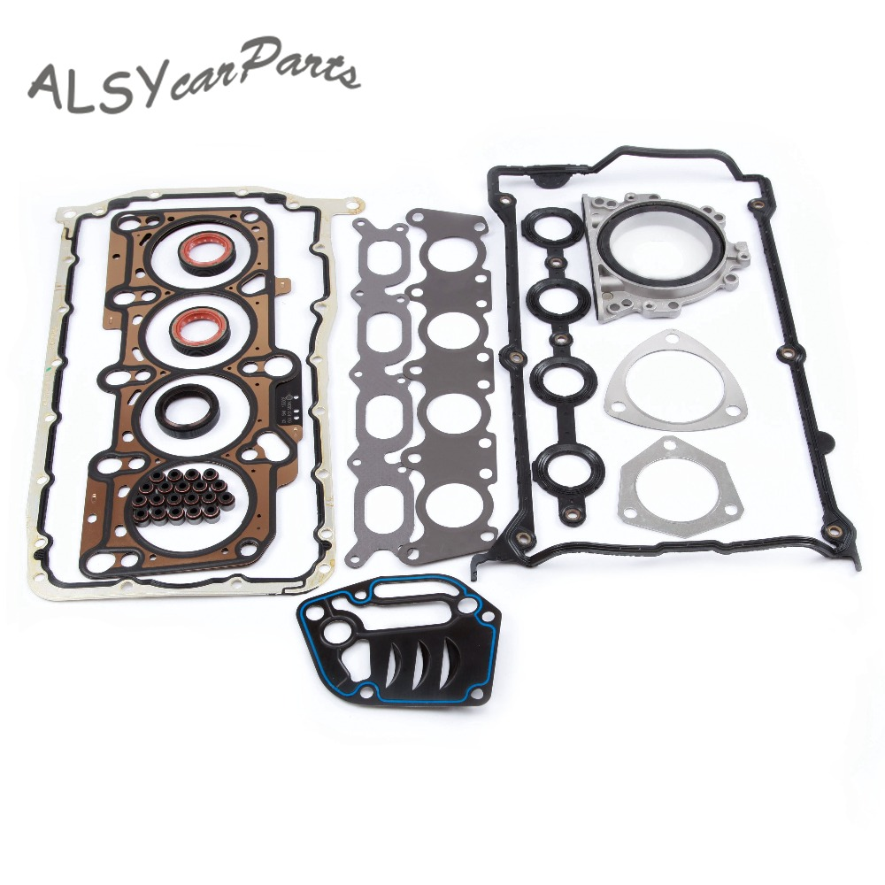 KEOGHS Engine Cylinder Head Valve Cover Gasket Repair Kit 058 198 025 A For VW Jetta