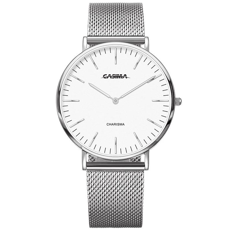 CASIMA سبيكة أزياء بسيطة الساعات الإناث - ساعات نسائية