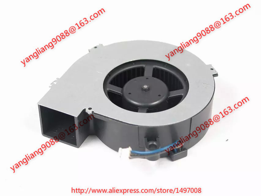 Emacro SF7020H12-61AS DC 12V 250mA 3-wire 3-pin Server Cooling Blower fan free shipping emacro sf7020h12 61as dc 12v 250ma 3 wire 3 pin connector 65mm6 server cooling blower fan