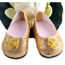 """Free shipping!!!Hot new style popular 2016yards """"American girl doll shoes/  1244"""