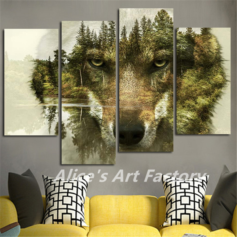water wall art promotionshop for promotional water wall art on, Home designs