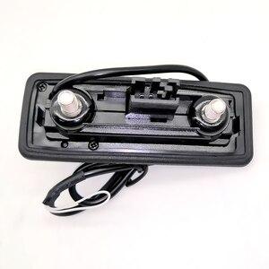 Image 5 - Câmera de ré automotiva para porta malas, câmera de estacionamento reversa para skoda octavia fabia, espaçonave rápida/audi a1 a4l a6l q3
