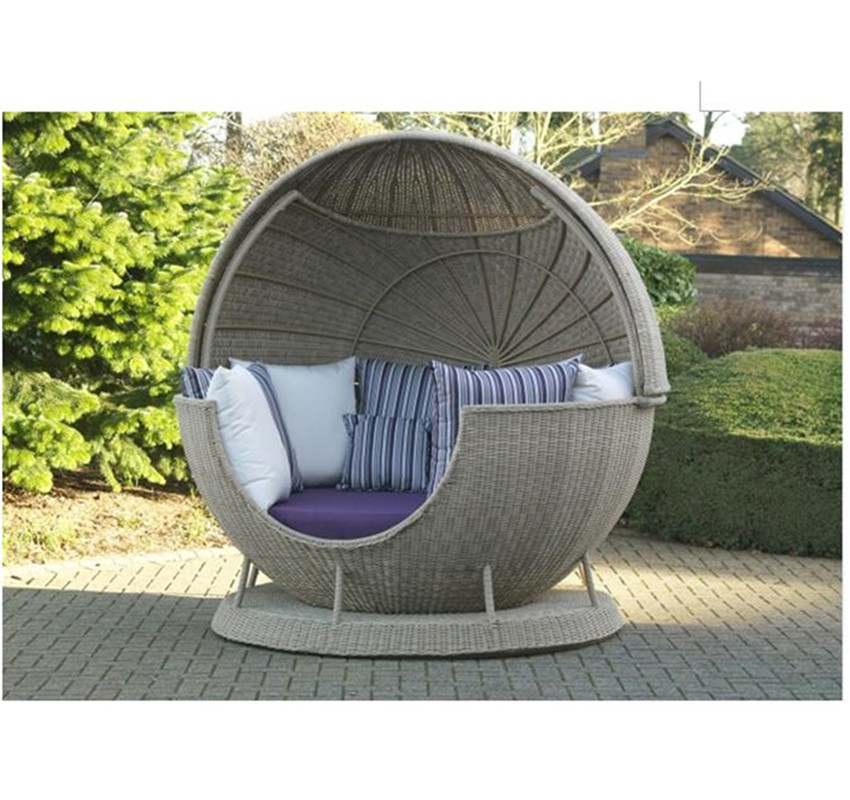 new arrival outdoor garden patio day bed patio sets on sale