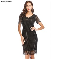 In-Stock-Sheath-Cocktail-Dresses-with-Short-Sleeve-Little-Black-Dress-Chic-Sexy-V-Neck-Formal.jpg_640x640