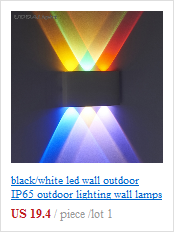 China led wall outdoor lighting Suppliers