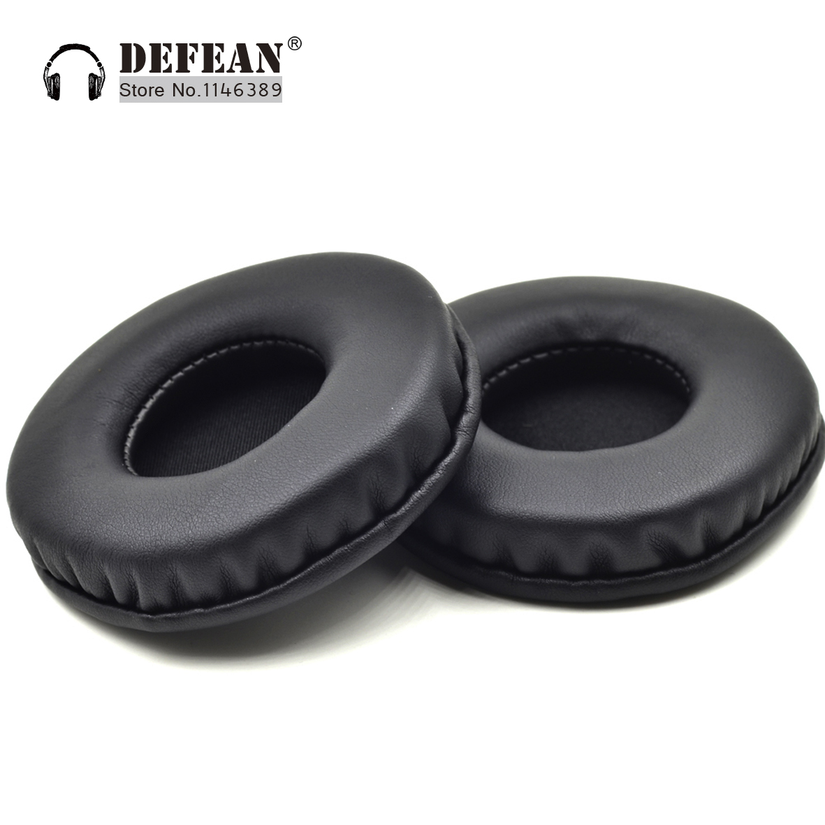 2 pair earpads ear pad cushion for Sony mdr ZX100 ZX102dpv ZX300 v100 headphones