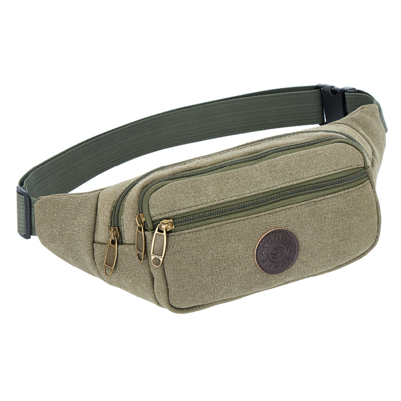 LXFZQ Men's Belt Fanny Pack NEW Waist Bag Handbags Motorcycle Leg Bag Bolsas Feminina Waist Pack Hip Bag Waist Bags Belt Wallet