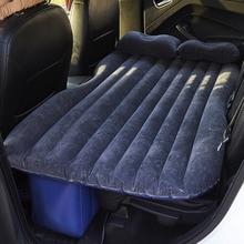 Auto Achterbank Opblaasbare Bed PVC Opblaasbare Reizen Bed PVC Luchtbed Matras voor Camping