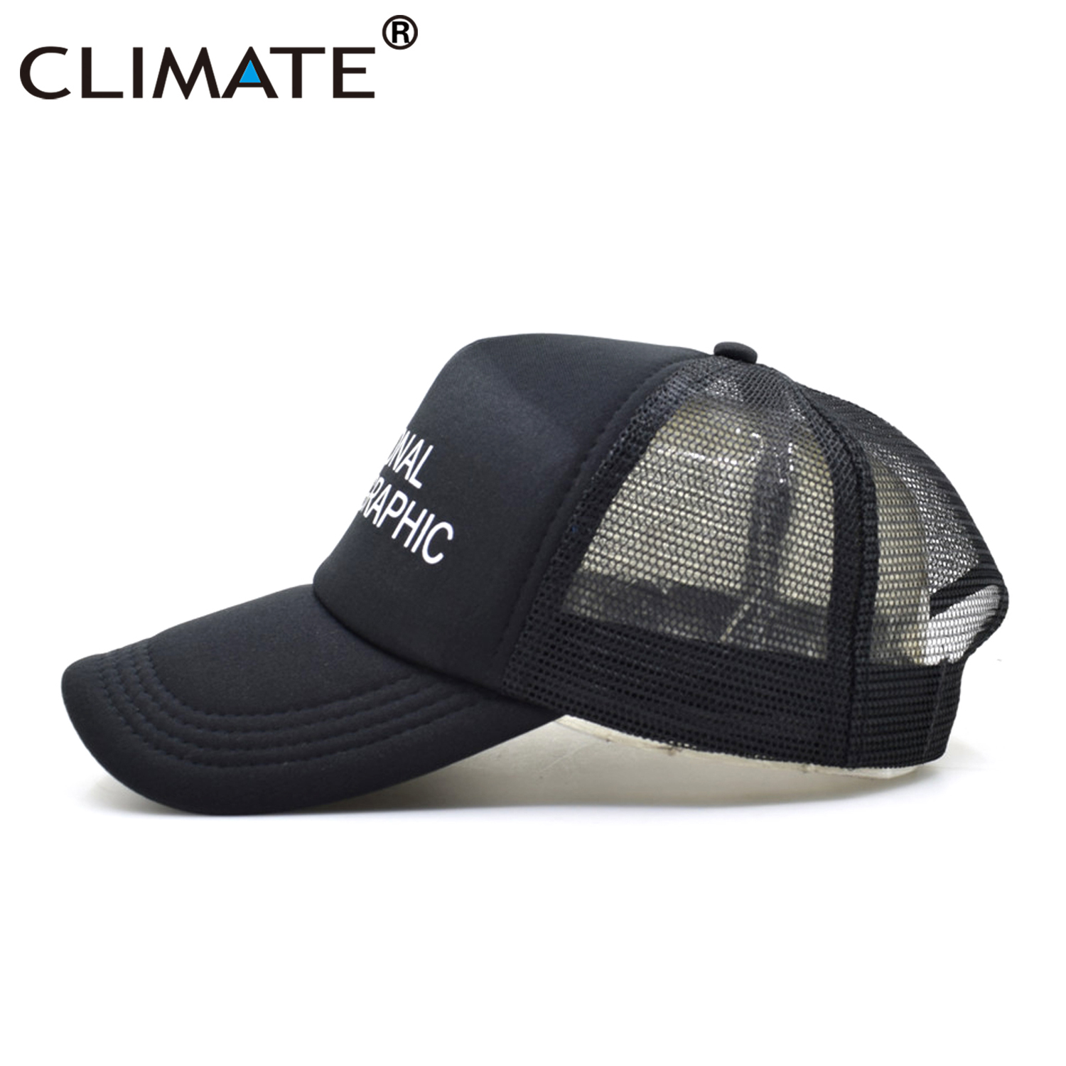 KLIMAAT Heren New Trucker Caps National Geographic Channel Hot Summer - Kledingaccessoires - Foto 5