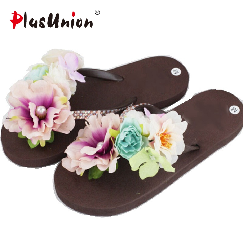 Hot Salling Women Outdoor Slippers Summer Beach Sandals Shoes Women - Kasut wanita