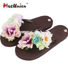 Hot Salling Női pulóverek nyári strand szandál cipő női nyitott toe női flip flops Mujer csokoládé színes sandalias