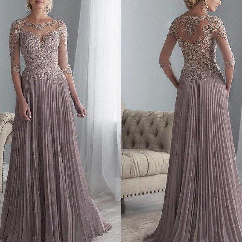 modest-mother-of-the-bride-dresses-lace-applique