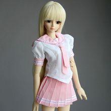 [Wamami] 251# японская школьная форма аниме платье лолиты 1/3 SD AOD DOD BJD Dollfie
