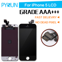 AAA Quality For Iphone 5s Lcd Replacement Digitizer Brand New Touch Screen Assembly 100 Tested For