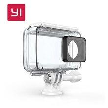 YIกล้องกันน้ำสำหรับYI 4พันการกระทำกล้อง2ได้ถึง132ฟุต(40เมตร)ใต้น้ำกีฬาว่ายน้ำดำน้ำYIอย่างเป็นทางการ