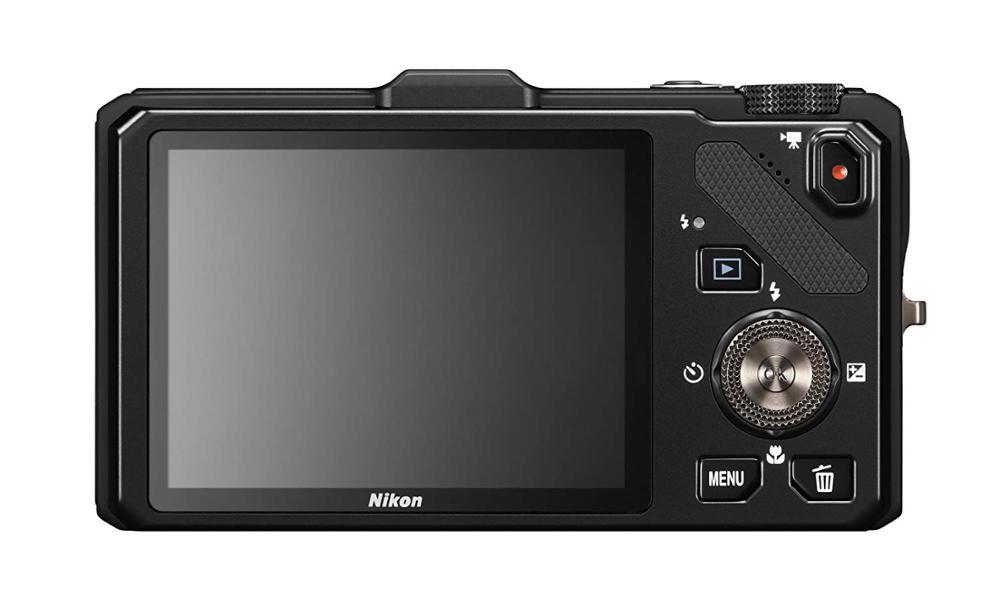 Используется, цифровая камера Nikon Coolpix S9300 16,0 Мп CMOS сенсор 18x Zoom-NIKKOR ED Стекло объектив с gps