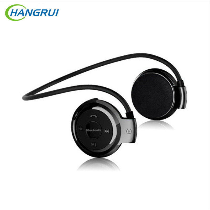 7ccaeca1c15 HANGRUI Mini 503 Bluetooth Earphone Headset With Mic Sport Wireless  Headphones