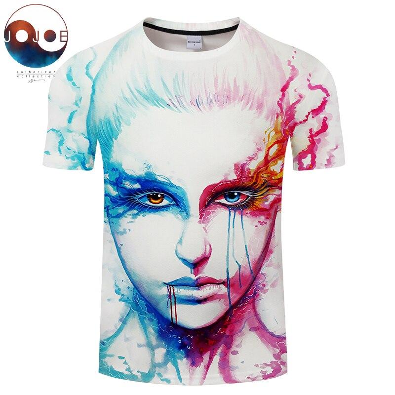 Bipolarity By JojoesArt 3D Print t shirt Men Women tshirt Summer Casual Short Sleeve O-neck Tops&Tees Loose Camisetas Drop Ship