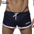 Taddlee Brand Men Workout Cargos Boxers Trunks Men's Casual Gasp Active Beach Boardshorts Man Short Bottoms Fitness Sweatpants