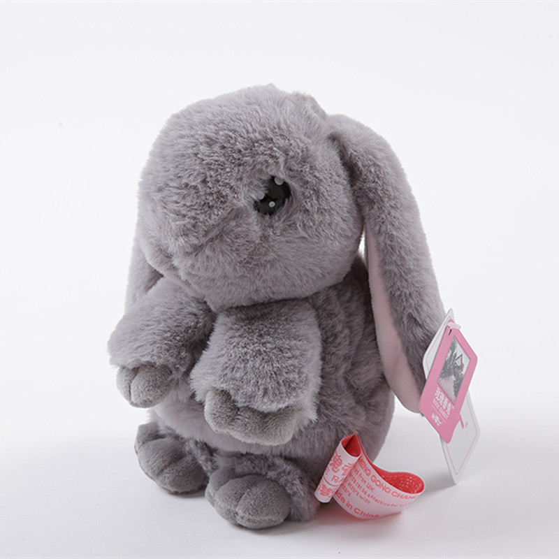 Rabbit plush toy (13)