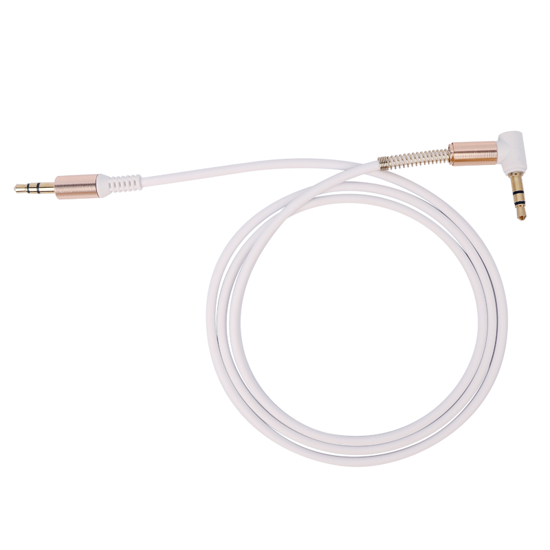 Aux кабель 3,5 мм аудио кабель 3,5 мм разъем динамик кабель папа-папа автомобильный шнур AUX для JBL наушников iphone samsung Aux шнур