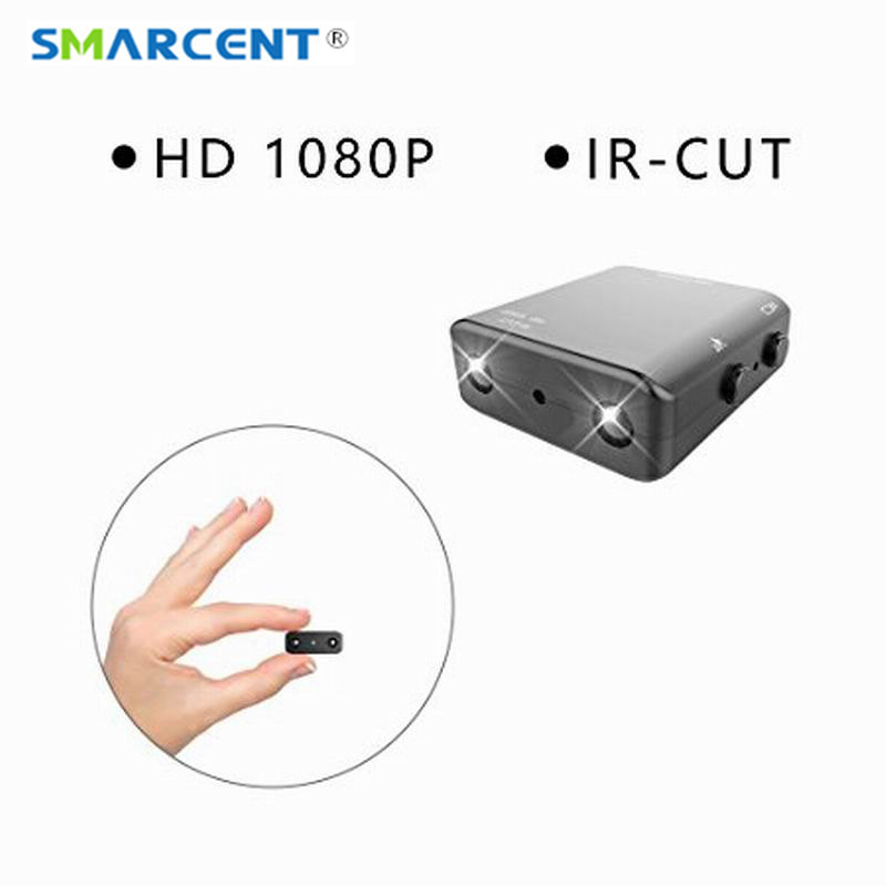 IR-CUT Mini Camera 1080P HD Smallest Watching Home XD Mini Camcorder Night Vision Motion Detection DVR Micro Cam pk SQ11 Camera