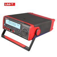 True RMS Настольный Тип Цифровой мультиметр UNI-T UT804 DMM Гц Температура тестер Конденсатор 40000 отсчетов w/регистрации данных USB RS232