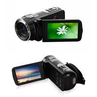 New 3.0'' inch 8MP HD 1080P Digital Zoom Camera DV Camcorder RC 8 million pixels 50Hz/60Hz Anti Shake Black Multilanguage