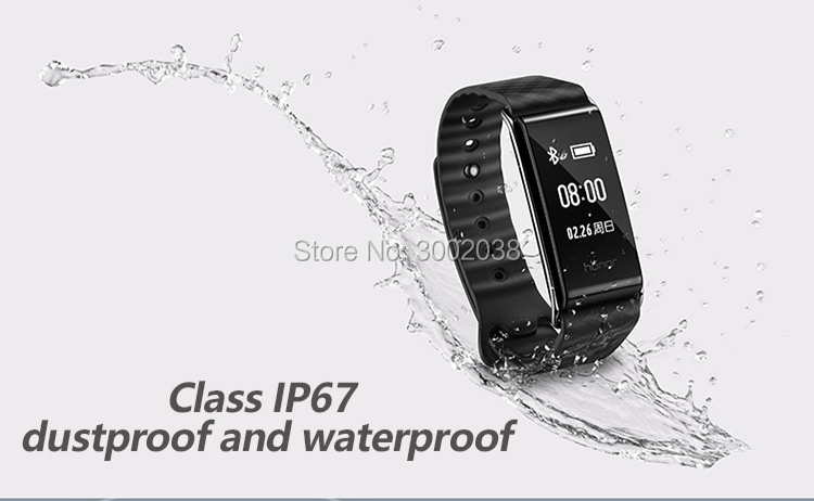New original HUAWEI glory Glory play Bracelet A2 Running time, exercise, heart rate monitoring For Android xiaomi Bracelet 2 IOS 11